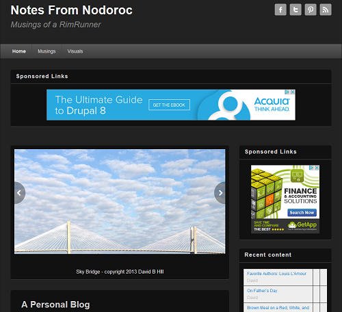 Nodoroc.Com website